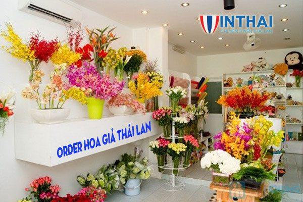 Hoa gia Thai Lan