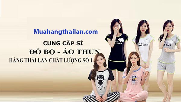 Đồ bộ thun Thái Lan