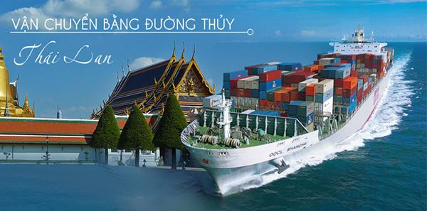van chuyen hang Thai Lan