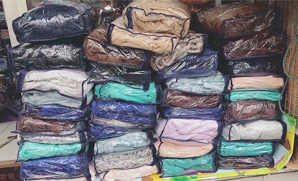 Mền lông Thái Lan