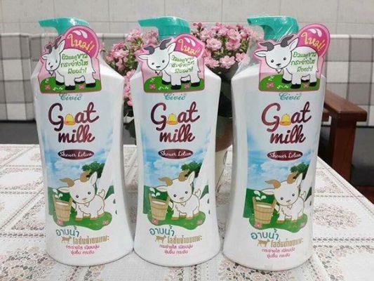 Sữa tắm Thái Lan Goatmilk