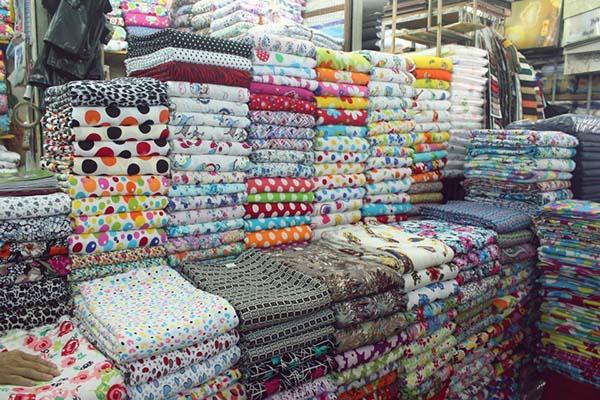 Vải lanh Thái Lan