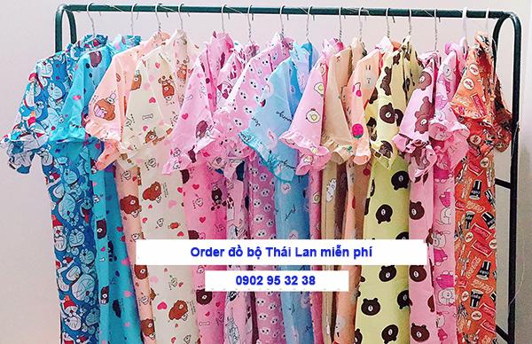Đồ bộ hàng Thái Lan