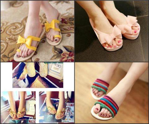 Giày nhựa dẻo Thái Lan