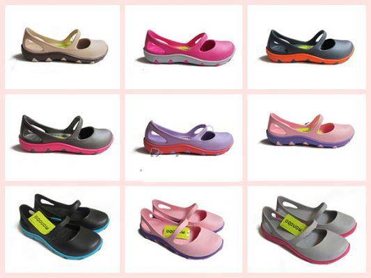 Giày nhựa Monobo