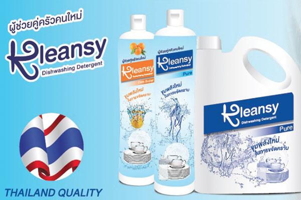 Nước rửa chén Thái Lan Kleansy