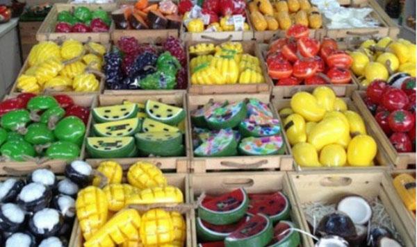 Xà phòng trái cây Thái Lan