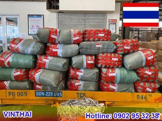Bảng giá gửi hàng từ Thái Lan về Việt Nam