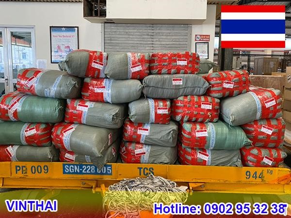 Gửi hàng từ Thái Lan về Việt Nam