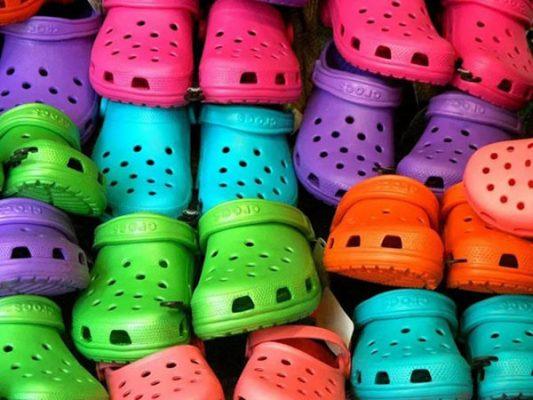 dép crocs Thái Lan