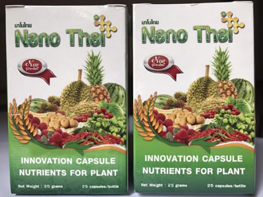 Phân bón Thái Lan được ưa chuộng nhiều tại Việt Nam