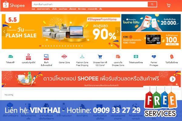 Shopee Thái Lan